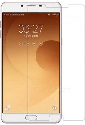 Kapakevi Samsung Galaxy C7 Pro 9H Temperli Cam Ekran Koruyucu
