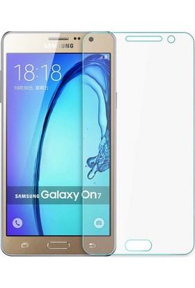 Kapakevi Samsung Galaxy On7 9H Temperli Cam Ekran Koruyucu