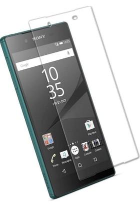 Kapakevi Sony Xpreia Z5 Premium 9H Temperli Cam Ekran Koruyucu