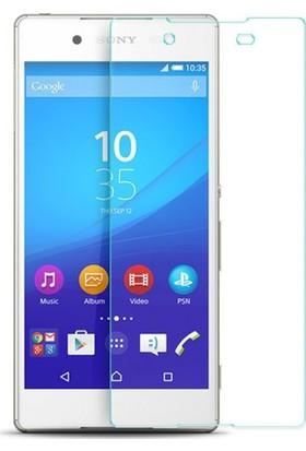 Kapakevi Sony Xpreia M5 9H Temperli Cam Ekran Koruyucu
