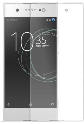 Kapakevi Sony Xperia XA1 Plus 9H Temperli Cam Ekran Koruyucu