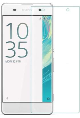 Kapakevi Sony Xperia XZ Premium 9H Temperli Cam Ekran Koruyucu
