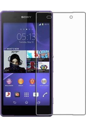 Kapakevi Sony Xperia C4 Premium 9H Temperli Cam Ekran Koruyucu