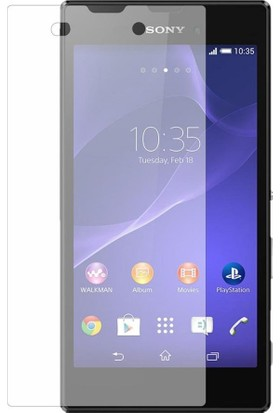 Kapakevi Sony Xperia Z2 9H Temperli Cam Ekran Koruyucu
