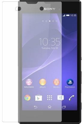 Kapakevi Sony Xperia C5 Ultra 9H Temperli Cam Ekran Koruyucu