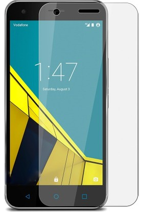 Kapakevi Vodafone Smart 7 9H Temperli Cam Ekran Koruyucu
