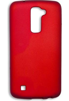 Kapakevi LG K10 Slim Fit Premium Silikon Kılıf