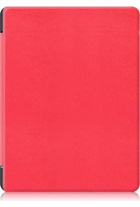 Kobo Aura 6 İnç Edition 2 E-Kitap Okuyucu Kılıfı Kırmızı