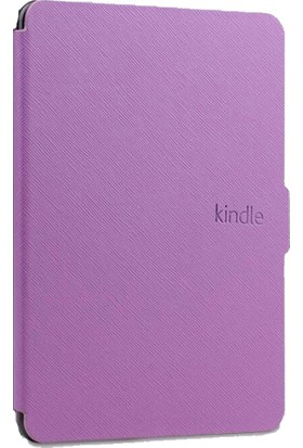 Amazon Voyage E-Kitap Okuyucu Kılıfı Mor