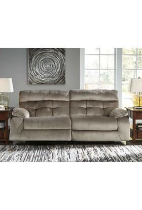Ashley Furniture Brassville Üçlü TV/Baba Koltuğu