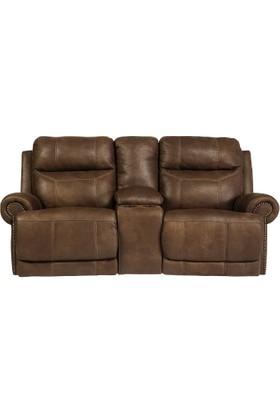 Ashley Furniture Austere İkili TV/Baba Koltuğu (Konsollu)