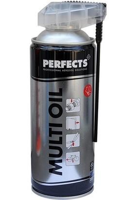 Perfects Multi Oil Pas Önleyici Ve Yağlayıcı 400 Ml