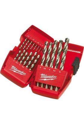 Milwaukee Thunderweb Dın338 Matkap Ucu Seti 19 Parça