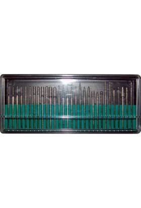 Todrill 50901 Elmas Camcı Seti 3 X 45 Mm 30 Parça
