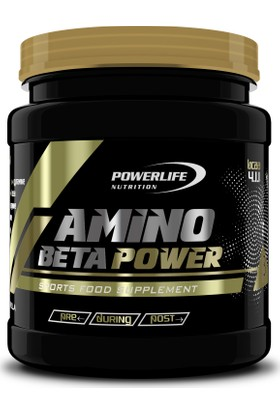Powerlife Amino Beta Pre Workout Amino Asit 360 Gr Nar Aromalı Ve Shaker