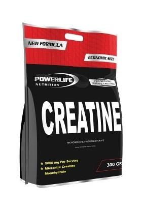 Powerlife Creatine 300 Gr Yeni Poşet Ve Shaker