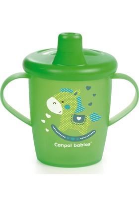 Canpol Babies Toys Collection BPA'sız Damlatmaz Alıştırma Bardağı Yeşil At 9 Ay+ 250 ml