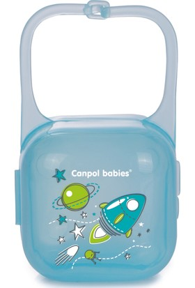 Canpol Babies Machines Collection BPA'sız Emzik Kutusu Space 0 Ay+