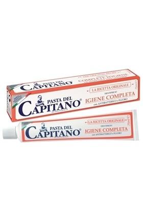 Capitano Hassas Dişler İçin Komple Bakım Diş Macunu 75ml