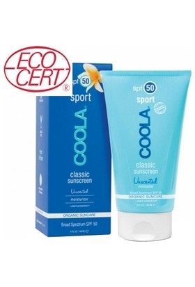 Coola Sport Spf50 Unscented 148ml