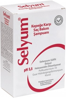 Selyum Anti-Dandruff Hair Care Şampuan 150ml