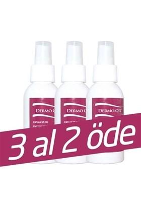 Dermo Oil 3lü Avantaj Paketi