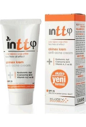 Intto Akinex Krem 60ml