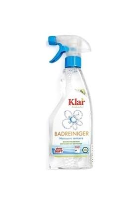 Klar Organik Banyo Temizleme Sıvısı-Spreyli 500ml