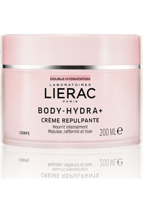 Lierac Creme Repulpante Body-Hydra+ Double Hydration Plumping Cream 200ml