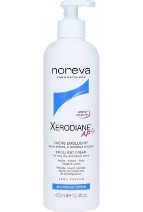 Noreva Xerodiane AP+ Emollient Cream 400ml