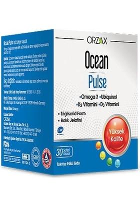 Orzax Ocean Pulse 30 Kapsül