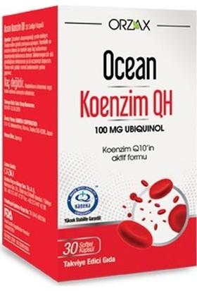 Orzax Ocean Koenzim QH 30 Kapsül