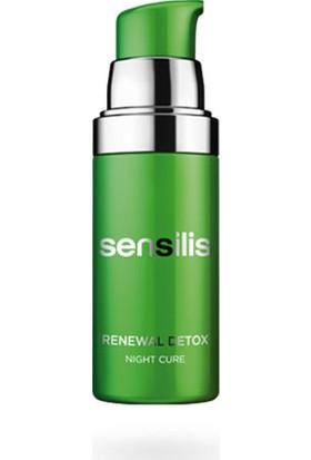 Sensilis Supreme Renewal Detox Night Cure 30ml