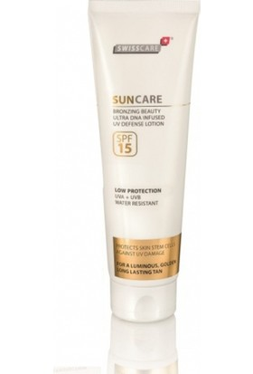 Swisscare SunCare Bronzing Beauty Defense Lotion SPF50 150ml
