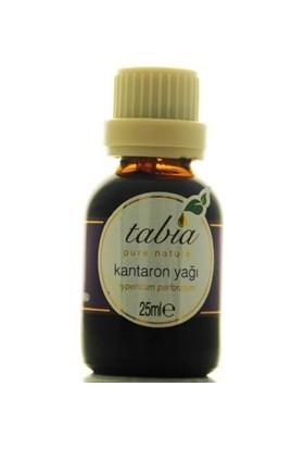 Tabia Kantaron Yağı 25 ml (Çörekotu Yağında Çözülmüş Bakım Yağı)