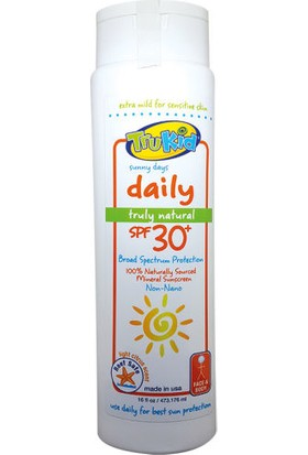 Trukid Sunny Days Spf 30 Güneş Kremi 473ml