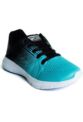 Bewild Bayan Spor Ayakkabı Siyah&Turkuaz Bw6011