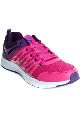 Bewild Bayan Spor Ayakkabı Pembe&Mor Bw5404