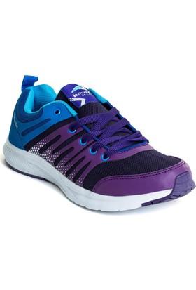 Bewild Bayan Spor Ayakkabı Mor Bw5404