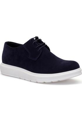 Conteyner Erkek Ayakkabı Velvet Lacivert 845