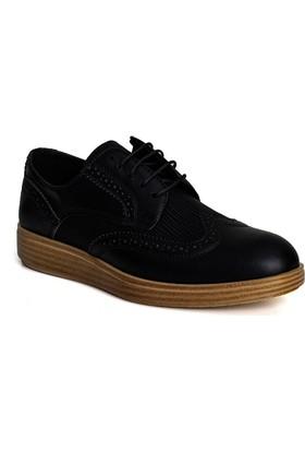 Conteyner Erkek Ayakkabı Casual Siyah 916