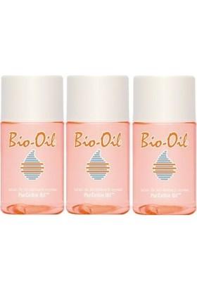 Bio Oil Cilt Bakım Yağı 60 ml 3lü