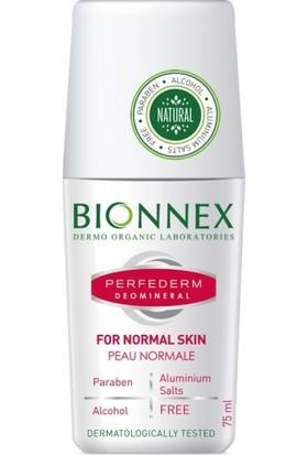 Bionnex Perfederm Deomineral Roll On (Normal Ciltler) 75ml