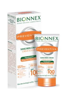 Bionnex Preventiva Güneş Kremi Max Spf100 50ml