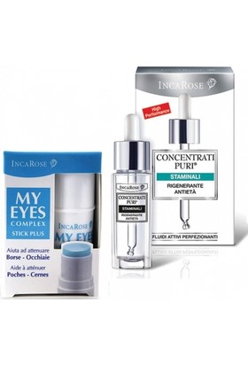Incarose Plant Stem Cells 15ml + My Eyes Complex Stick Plus 5ml Kofre