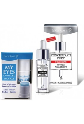 Incarose Collagen 15ml + My Eyes Complex Stick Plus 5ml Kofre