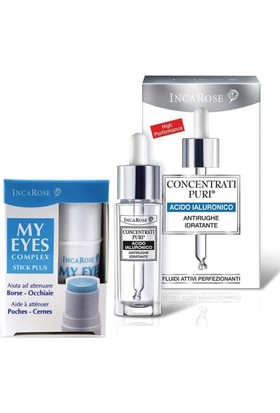 Incarose Hyaluronic Acid 15ml + My Eyes Complex Stick Plus 5ml Kofre