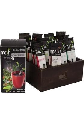 Mesh Stick Pharmacy Tea Selection 16 adet