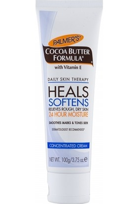 Palmers Cocoa Butter Heals Softens 24 Hour Moisture Concentrated Cream 100gr
