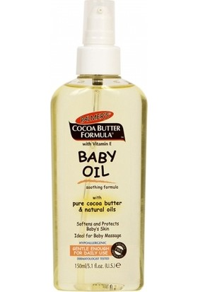 Palmers Baby Oil Soothing Formula Baby Massage 150ml